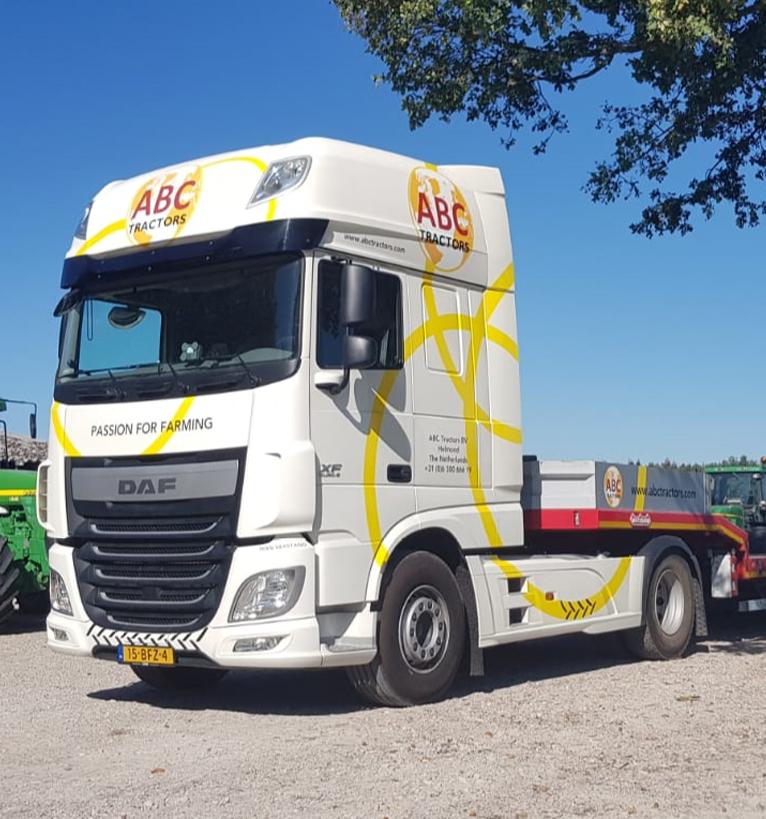 Over ABC Tractors